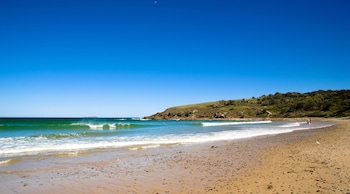 探索公園 - 翡翠海灘飯店 Discovery Parks – Emerald Beach