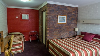 Guestroom at Arabella Motor Inn in Tweed Heads South