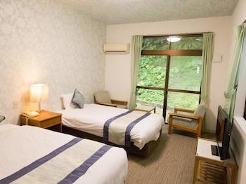 スタンダードシングルルーム (離れ) 18㎡ ホテル カレッタ