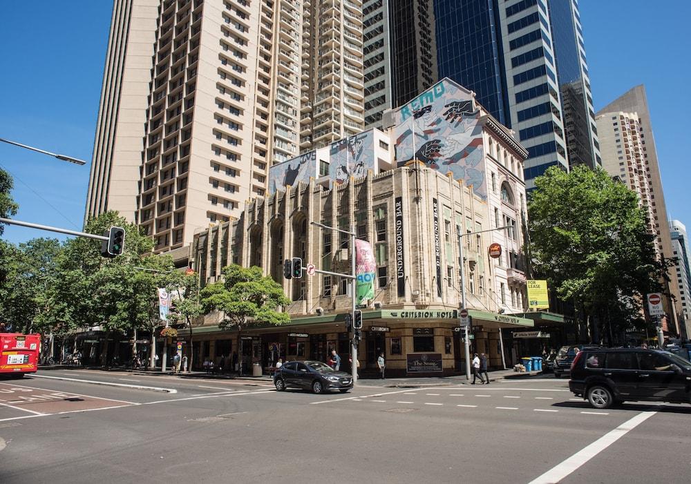 クライテリオン ホテル シドニー