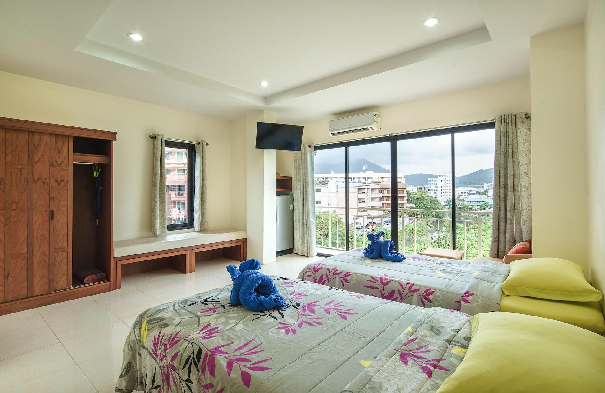 Ban Patong Residence, Pulau Phuket