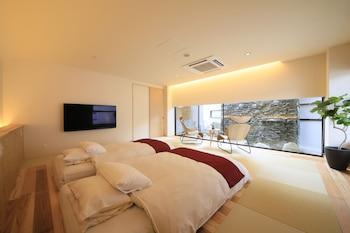 Luxury Suite with Loft (Open Air Bath)
