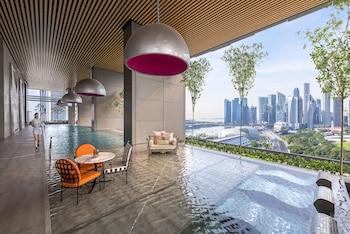 新加坡南岸JW萬豪飯店