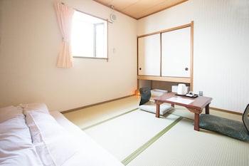 シングル 和室6畳(共同バスルーム)|さくらや