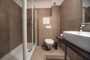 Hotel Plaža - Bathroom  - #0
