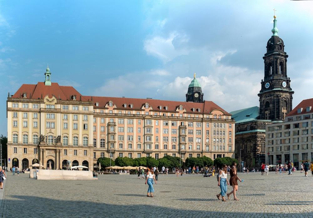 Hotel Star Inn Hotel Premium Dresden im Haus Altmarkt, by Quality