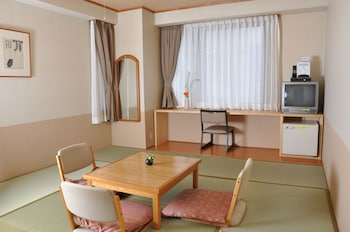 MIYAJIMA CORAL HOTEL Living Area