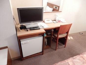 シングルルーム 禁煙 9㎡ スマイルホテル旭川