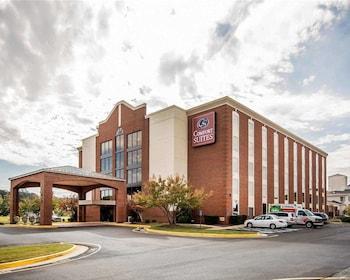 Hotel - Comfort Suites Fredericksburg South
