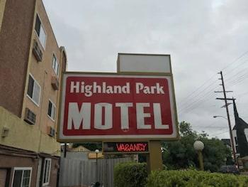 高地公園汽車旅館 Highland Park Motel