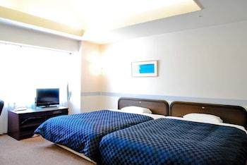 ツインルーム 禁煙 20㎡ コートホテル旭川