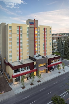Hotel - Fairfield Inn & Suites by Marriott Calgary Downtown