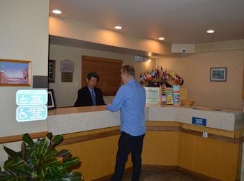 Hotel - Jolly Roger Hotel