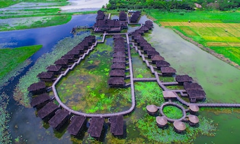 Myanmar Treasure Resort Inle - Aerial View  - #0