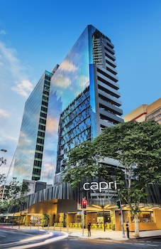 Exterior at Capri by Fraser, Brisbane in Brisbane