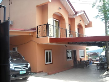 Cebu Guest Inn Front of Property