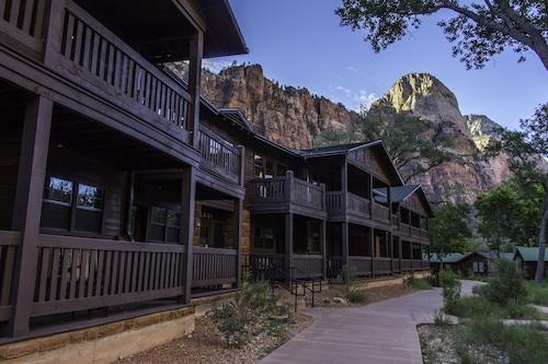 . Zion Lodge - Inside The Park