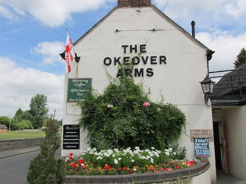 The Okeover Arms, Derbyshire