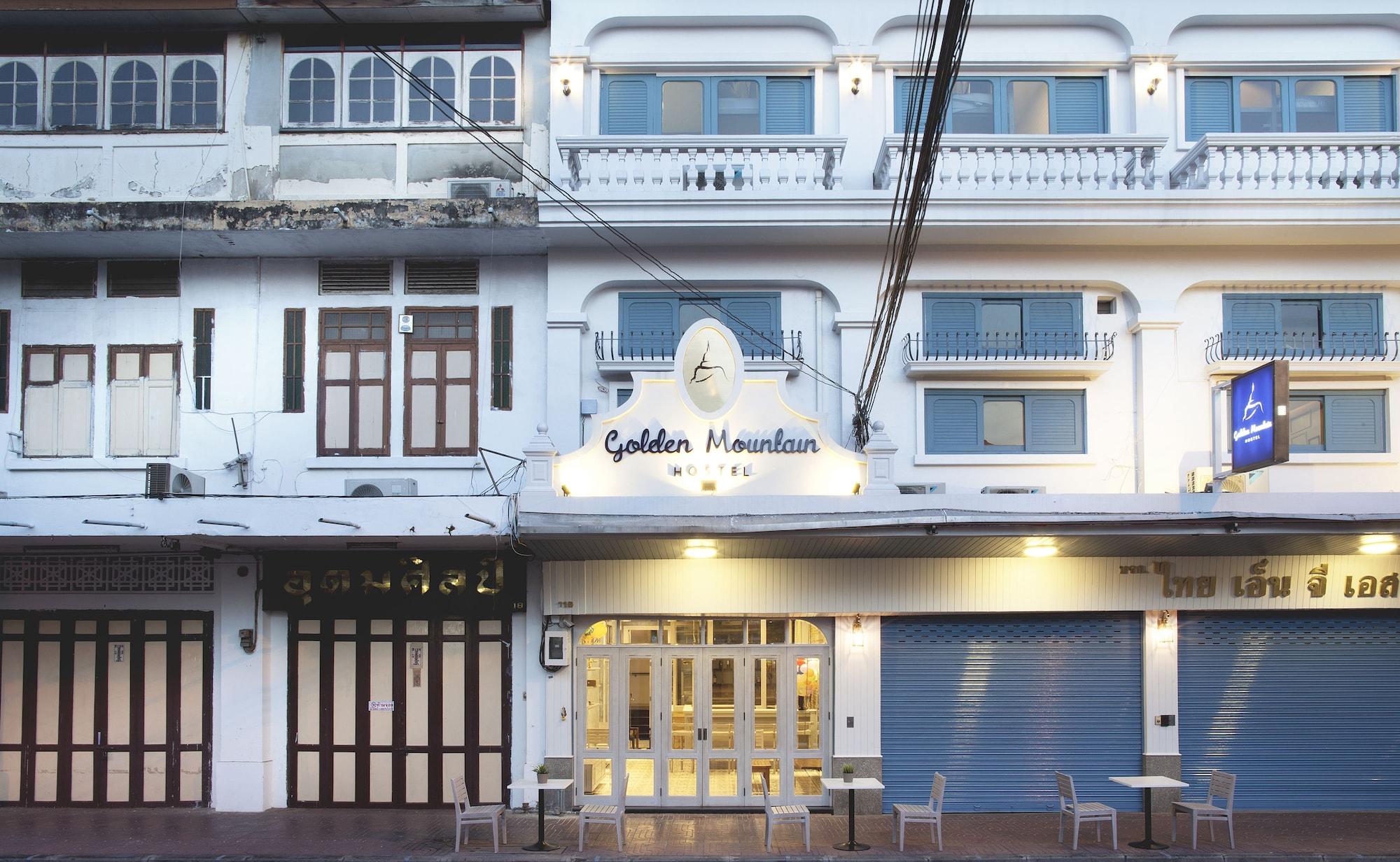 Golden Mountain Hostel, Pom Pram Sattru