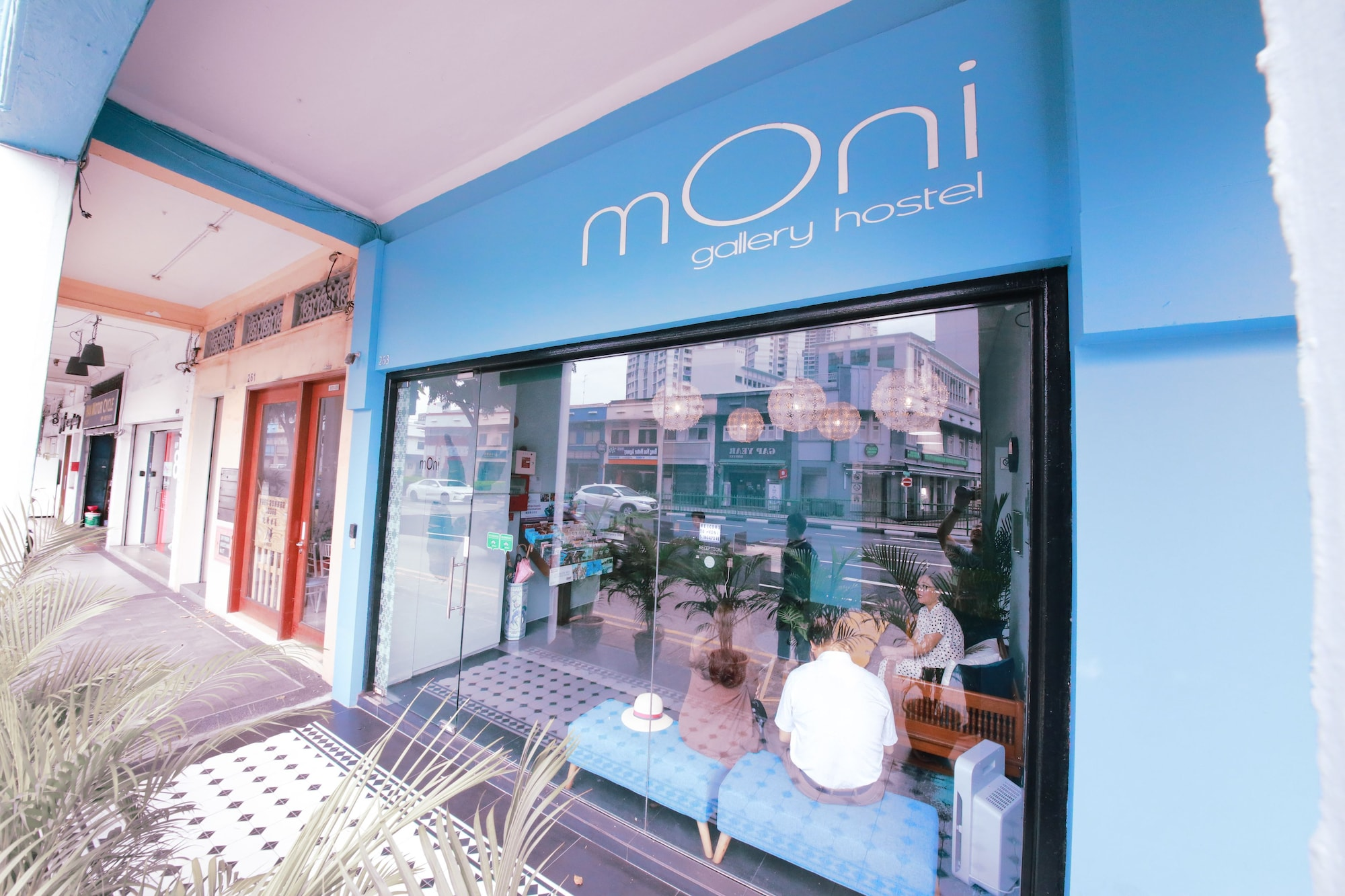 Moni Gallery Hostel, Kallang