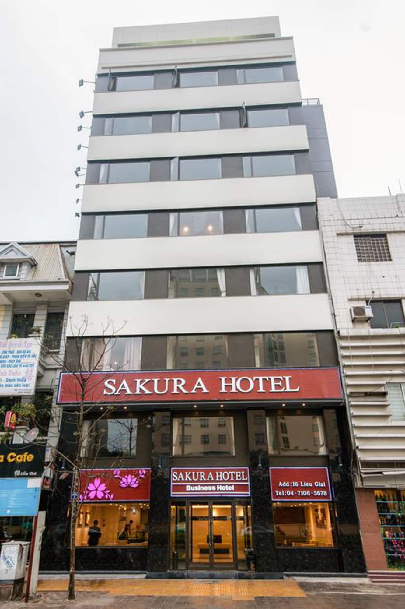 Sakura Hotel, Ba Đình