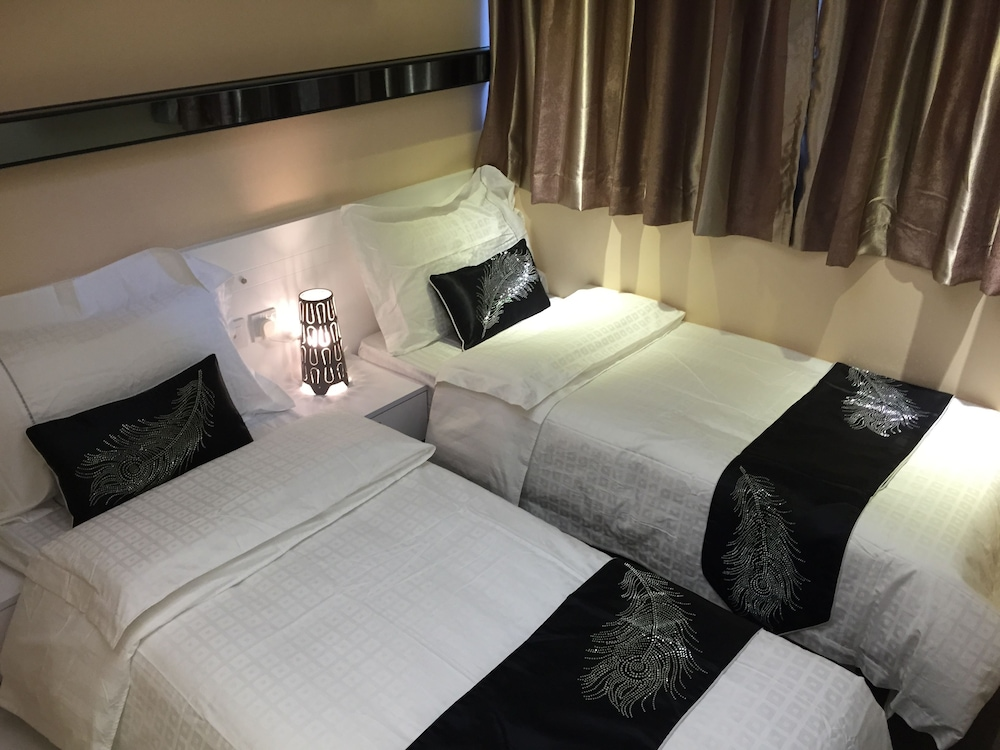 ギャラクシー ホテル コーズウェイ ベイ 香港 (香港銅鑼灣星河酒店)