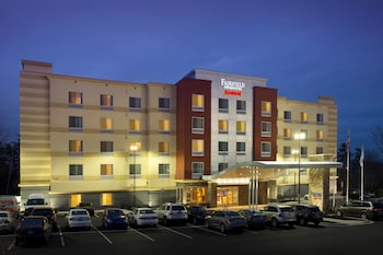 Exterior at Fairfield Inn & Suites Arundel Mills BWI Airport in Hanover