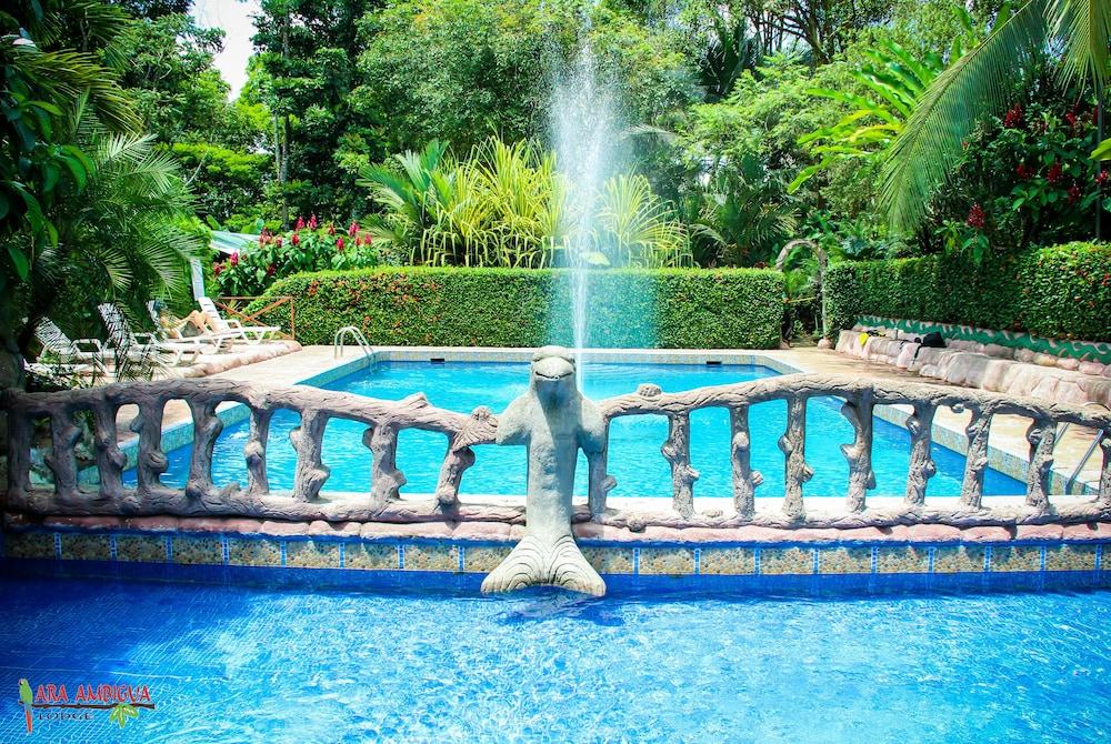 bestbewertetes Original Rabatt 2019 original Ara Ambigua Lodge | Sarapiqui | Qantas Hotels Australia