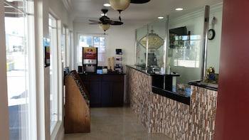 Hotel - Kona Inn Motel Anaheim