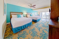 Suite, Pool View (Cabanas Suite ) at Commander Hotel & Suites in Ocean City