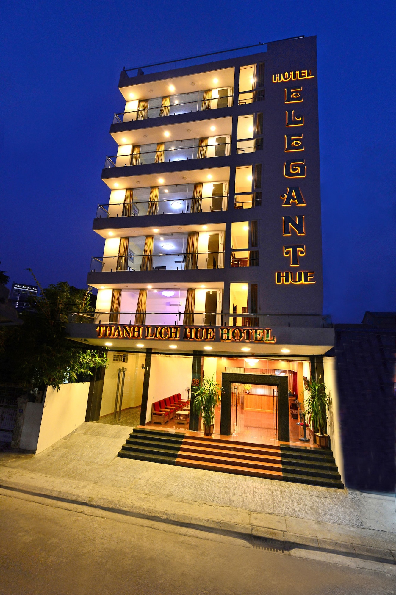 Thanh Lich 2 Hotel, Huế