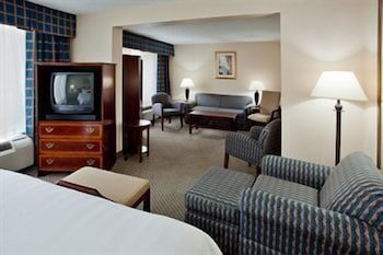Luxury Suite, 1 King Bed with Sofa bed, Non Smoking