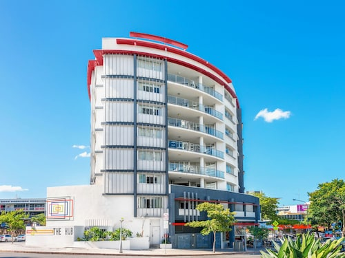 The Hub Apartments, Fortitude Valley