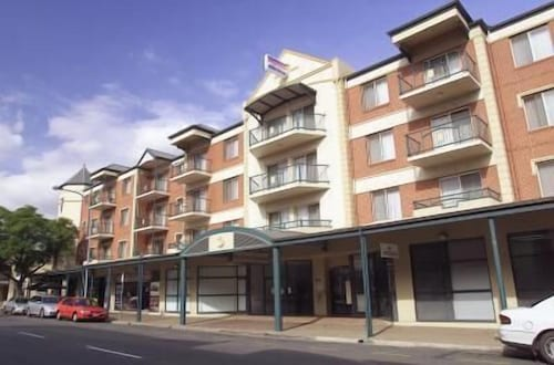 City South Apartments, Adelaide