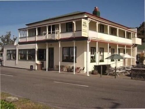 The Pier Hotel and Restaurant, Kaikoura