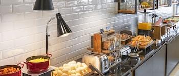 坎皮納斯格里希瑞歐蒙雷亞萊快捷 - 索諾飯店 Monreale Express Glicério Campinas - SonoHotel