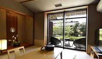 ガーデンビュー 和室|汐湯凪の音