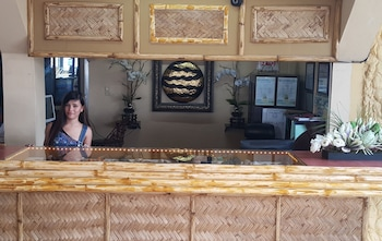 Treasure Island Hotel Pampanga Reception