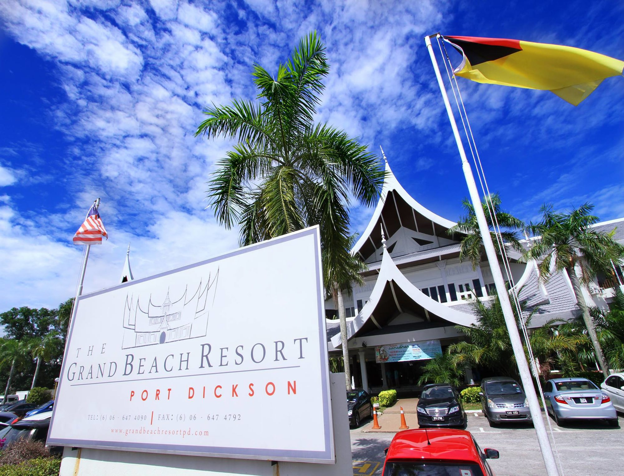 The Grand Beach Resort Port Dickson, Port Dickson