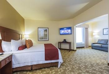 Cypress Suite King