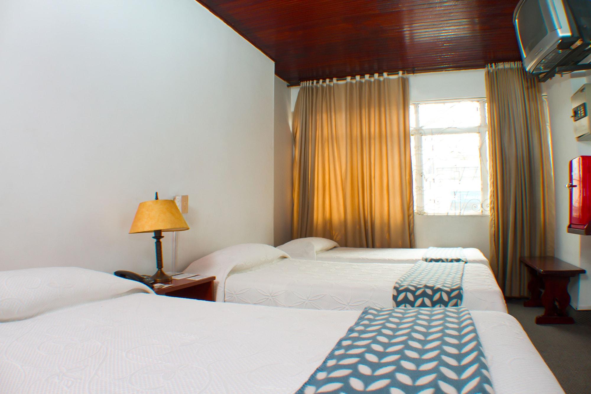 Hotel Siar, Santafé de Bogotá
