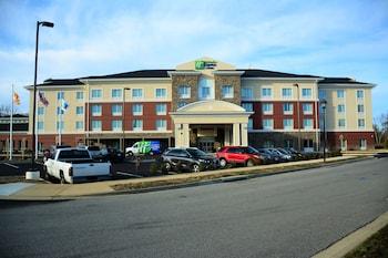Hotel - Holiday Inn Express & Suites Lexington Park-California