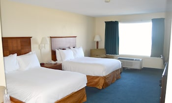 Standard Room, 2 Double Beds, Non Smoking, Ocean View