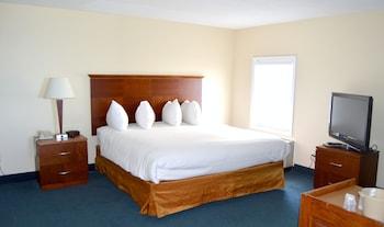 Deluxe Suite, 1 Bedroom, Balcony, Ocean View