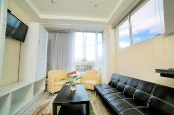 Junior Suite, 1 Bedroom, Kitchenette, Sea View