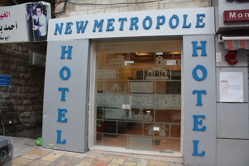 New Metropole Hotel, Jerusalem