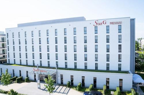 . Star G Hotel Premium München Domagkstraße