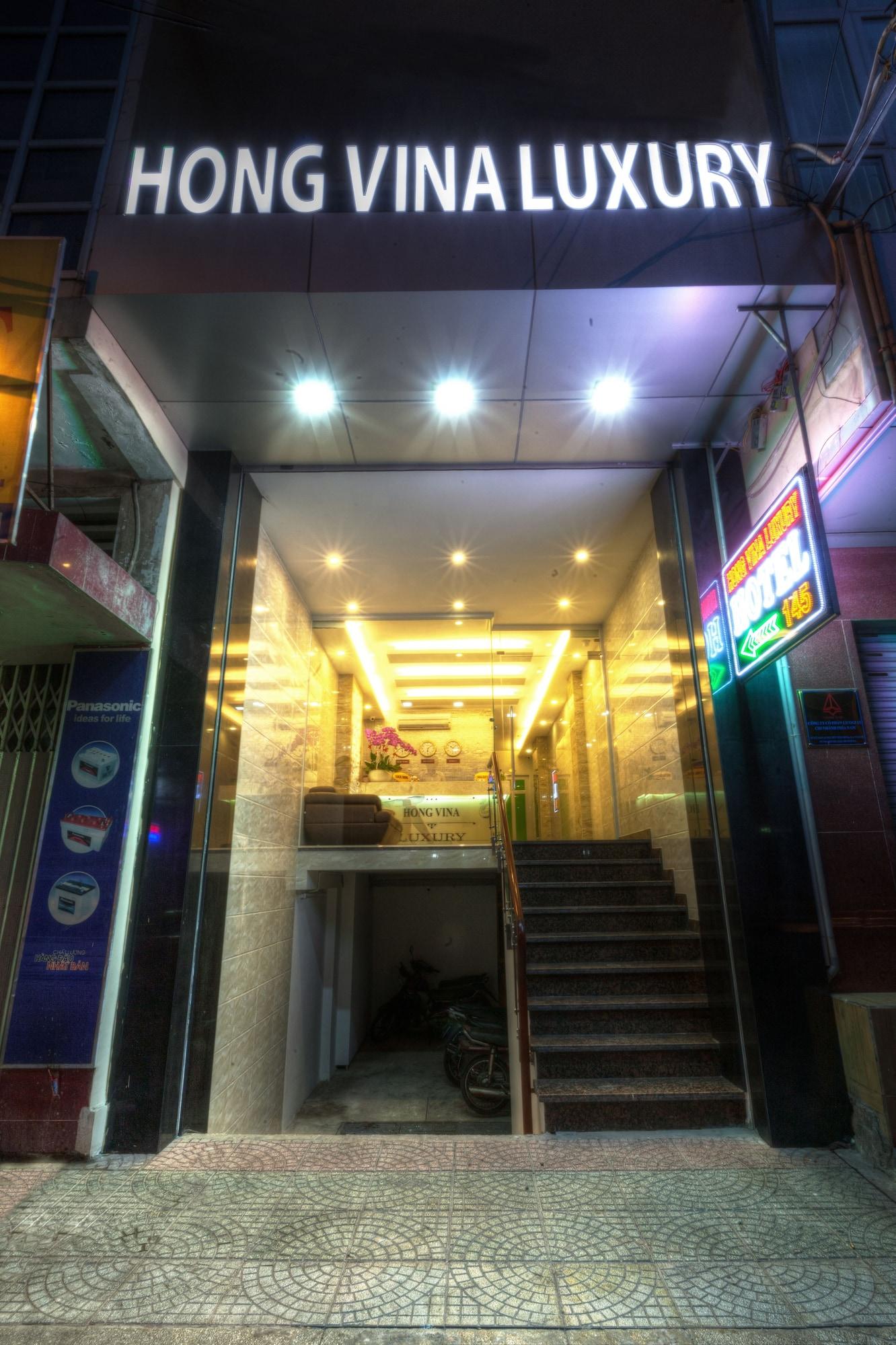 Hong Vina Luxury, Quận 1