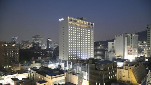 Solaria Nishitetsu Hotel Seoul Myeongdong, Jung