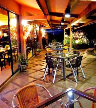 La Vista Highlands Mountain Resort San Carlos Outdoor Dining